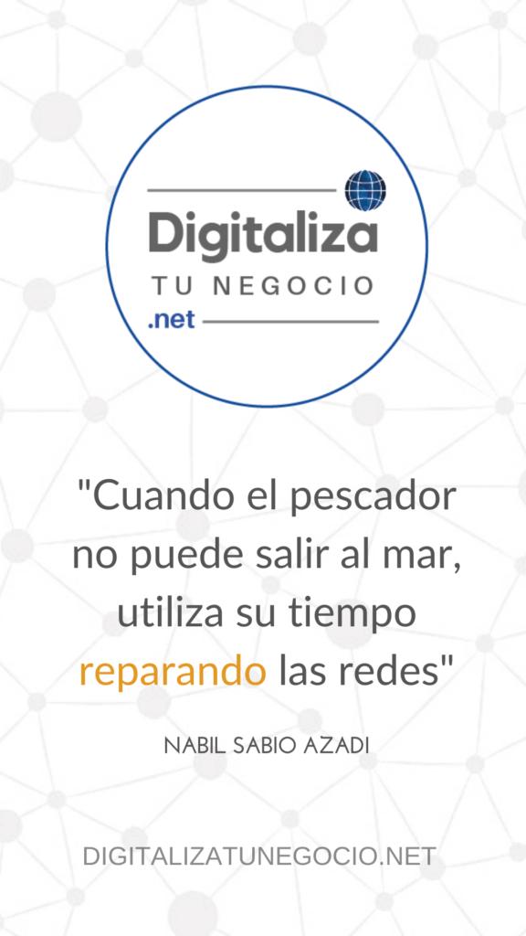 Digitaliza Tu Negocio - Nabil Sabio Azadi